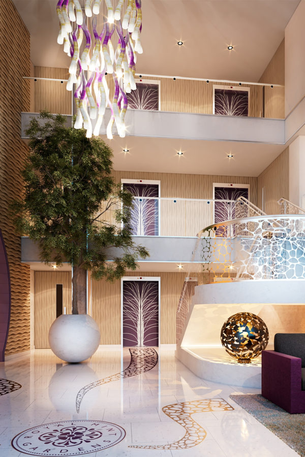 Hotel Design with Feng Shui